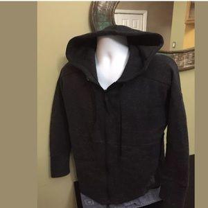 Men's Adidas Smokey Black Wanderlust Hoodie A2